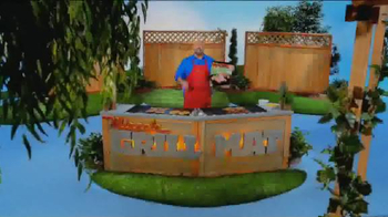 Miracle Grill Mat TV Spot, 'Eliminate Cleanup' Featuring Marc Gill - Thumbnail 1