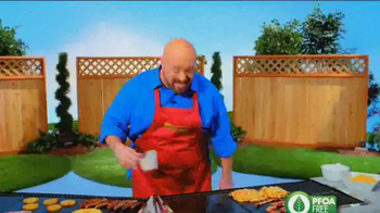 Miracle Grill Mat TV Spot, 'Eliminate Cleanup' Featuring Marc Gill - Thumbnail 2