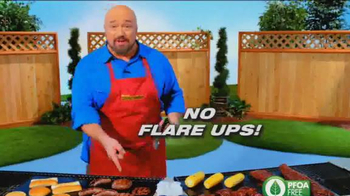 Miracle Grill Mat TV Spot, 'Eliminate Cleanup' Featuring Marc Gill