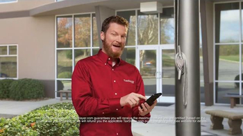 TaxSlayer.com TV Spot, 'High Five Emoji' Featuring Dale Earnhardt Jr. - Thumbnail 2