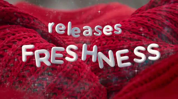 Snuggle Plus SuperFresh TV Spot, 'Release Freshness' - Thumbnail 9