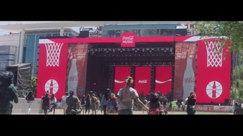 Coca-Cola TV Spot, 'Final Four Weekend' Song by Kendrick Lamar - 1 commercial airings