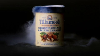 Tillamook Oregon Hazelnut & Salted Caramel TV Spot, 'Real Cream' - Thumbnail 8