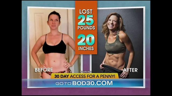 Beachbody On Demand TV Spot, 'For a Penny'