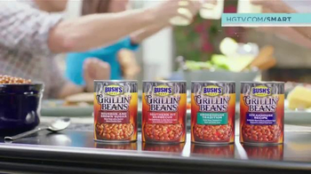 Bush's Grillin' Beans TV Spot, 'HGTV: Smart Home 2016' - Thumbnail 8