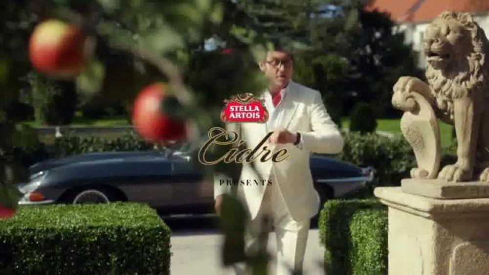 Stella Artois Cidre TV Commercial, 'C'est CIDRE. Not CIDER.'