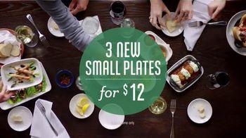 Carrabba's Grill Small Plates TV Spot, 'Families'