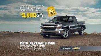 2016 Chevrolet Silverado 1500 TV Spot, 'Circular Saw' - Thumbnail 8