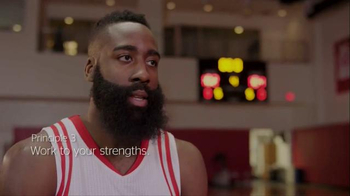 BBVA Compass TV Spot, 'Work to Your Strengths' Featuring James Harden - 2 commercial airings