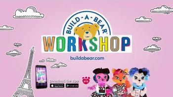 Build-A-Bear Workshop Honey Girls TV Spot, 'Teegan and Friends in Paris' - Thumbnail 8