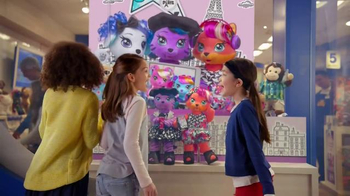 Build-A-Bear Workshop Honey Girls TV Spot, 'Teegan and Friends in Paris' - Thumbnail 3