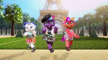 Build-A-Bear Workshop Honey Girls TV Spot, 'Teegan and Friends in Paris' - Thumbnail 4