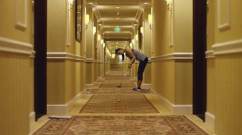 Nike Golf TV Spot, 'Enjoy the Chase: Hallway' Featuring Michelle Wie - 19 commercial airings