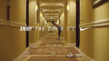 Nike Golf TV Spot, 'Enjoy the Chase: Hallway' Featuring Michelle Wie - Thumbnail 2