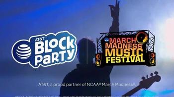 Audience Network TV Spot, '2016 AT&T Block Party: NCAA Final Four Recap' - Thumbnail 7