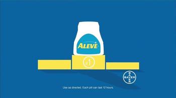 Aleve TV Spot, 'Jeopardy: Arthritis Pain Reliever' - Thumbnail 5