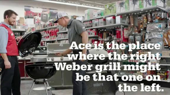 ACE Hardware TV Spot, 'Grill on the Left' Featuring Hunter Mahan - Thumbnail 5