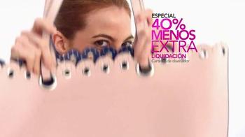 Macy's  TV Spot, 'Electrodomésticos y ropa de cama' [Spanish] - Thumbnail 5