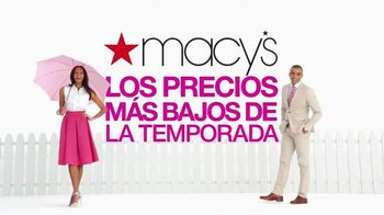 Macy's  TV Spot, 'Electrodomésticos y ropa de cama' [Spanish] - Thumbnail 9