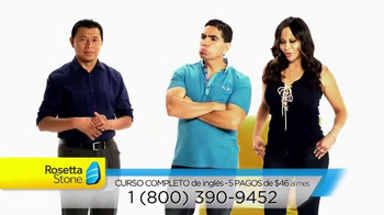 Rosetta Stone TV Spot, 'Rápido y Efectivo' [Spanish] - Thumbnail 10