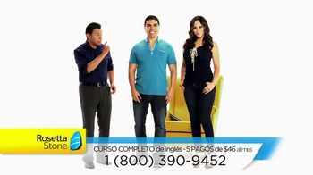 Rosetta Stone TV Spot, 'Rápido y Efectivo' [Spanish] - Thumbnail 3
