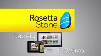 Rosetta Stone TV Spot, 'Rápido y Efectivo' [Spanish] - Thumbnail 6
