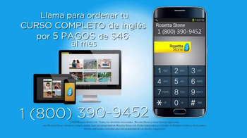 Rosetta Stone TV Spot, 'Rápido y Efectivo' [Spanish] - Thumbnail 8