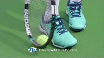 Tennis Warehouse TV Spot, 'I Love My ASICS' Featuring Bethanie Mattek-Sands - Thumbnail 3