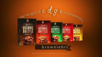 Brownie Brittle TV Spot, 'Snack On' - Thumbnail 7
