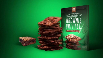 Brownie Brittle TV Spot, 'Snack On' - Thumbnail 5