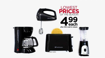 Kohl's Lowest Prices of the Season TV Spot, 'Shoes and Kitchen' - Thumbnail 8
