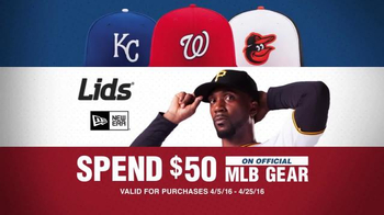 Lids.com TV Spot, 'MLB Network: Premium' - 74 commercial airings