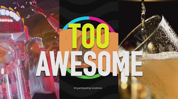 Dave and Buster's 2 for Tuesdays TV Spot, 'Too Awesome' - Thumbnail 9