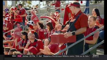 Redd's Apple Ale TV Spot, 'Efecto de Dominó' [Spanish] - 3722 commercial airings