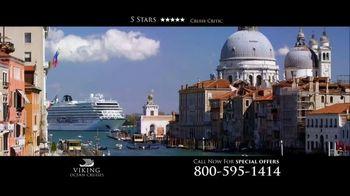 Viking Cruises TV Spot, 'Venice, Norway and Santorini' - Thumbnail 4