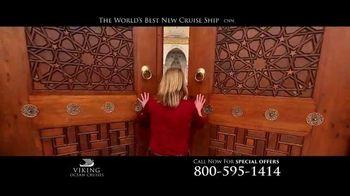 Viking Cruises TV Spot, 'Venice, Norway and Santorini' - Thumbnail 5