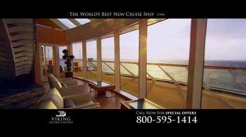 Viking Cruises TV Spot, 'Venice, Norway and Santorini' - Thumbnail 6