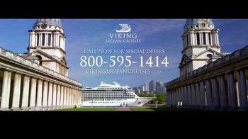 Viking Cruises TV Spot, 'Venice, Norway and Santorini' - Thumbnail 7