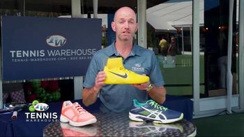 Tennis Warehouse TV Spot: 'Gear Up With Chris Edwards' - 8 commercial airings