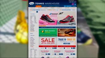 Tennis Warehouse TV Spot: 'Gear Up With Chris Edwards' - Thumbnail 9