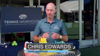 Tennis Warehouse TV Spot: 'Gear Up With Chris Edwards' - Thumbnail 2