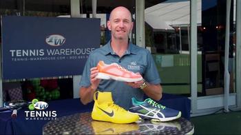 Tennis Warehouse TV Spot: 'Gear Up With Chris Edwards' - Thumbnail 3