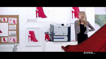 JustFab.com TV Spot, 'Bootie Vision' - Thumbnail 5