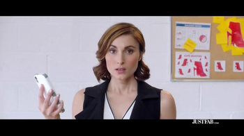 JustFab.com TV Spot, 'Bootie Vision' - Thumbnail 8