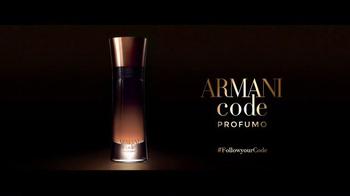 Giorgio Armani Code Profumo TV Spot, 'La fiesta' con Chris Pine [Spanish] - Thumbnail 9
