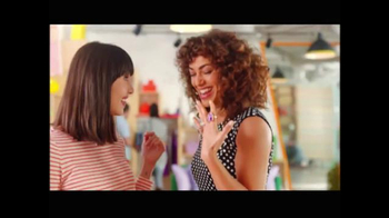Dannon Light & Fit Greek Crunch TV Spot, 'Jane's Treat'