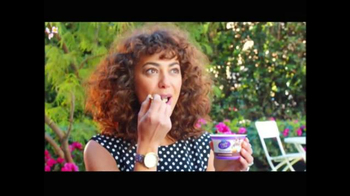 Dannon Light & Fit Greek Crunch TV Spot, 'Jane's Treat' - Thumbnail 4