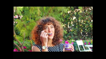 Dannon Light & Fit Greek Crunch TV Spot, 'Jane's Treat' - Thumbnail 5