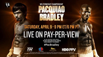 Boxing: Pacquiao vs. Bradley thumbnail
