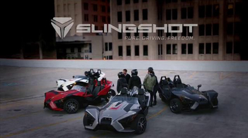 2016 Polaris Slingshot TV Spot, 'New Lineup' - Thumbnail 8